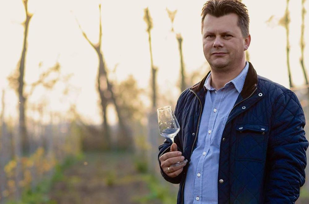 István Matusek, vinár a zakladateľ | Promitor Vinorum