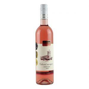 Cabernet Sauvignon rosé, 2018, Suché