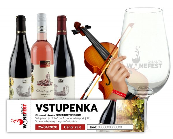 WineFest Galanta - Deň otvorených pivníc | Promitor Vinorum